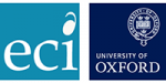 Combined ECI and Oxford University logos
