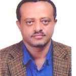 Photo of Seyoum, member of the EAG and Chair of Ethiopia CAG