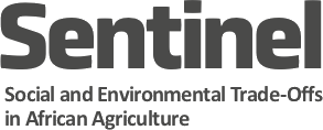 Sentinel logo with text